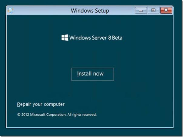 WinServer8 install - Copy